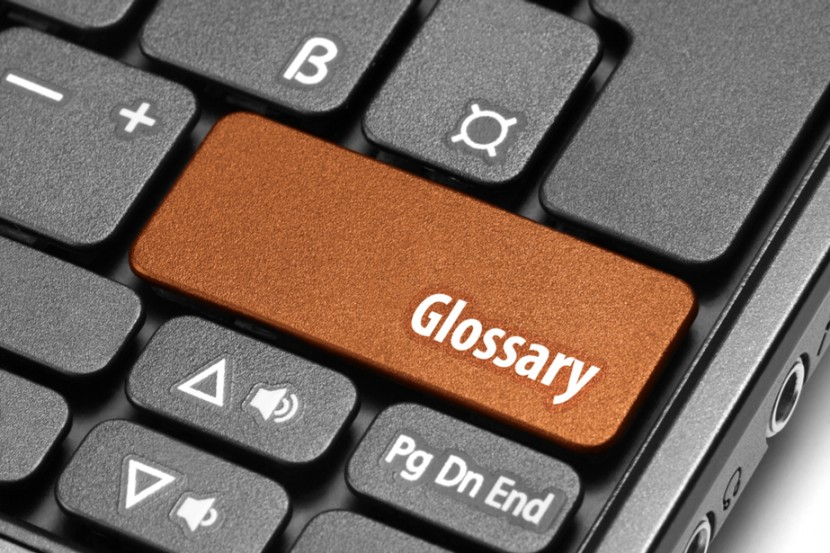 Glossary and Useful Readings